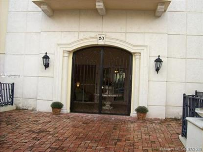 20 Calabria Ave  Coral Gables, FL MLS# A10703718