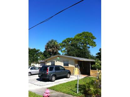 1701 SW 11th St  Fort Lauderdale, FL MLS# A10805698