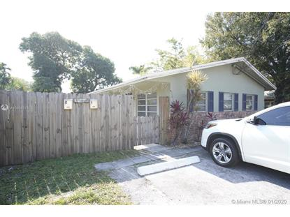1712 SW 20th St  Fort Lauderdale, FL MLS# A10806378