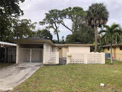 1705 SW 11th St  Fort Lauderdale, FL MLS# A10809925