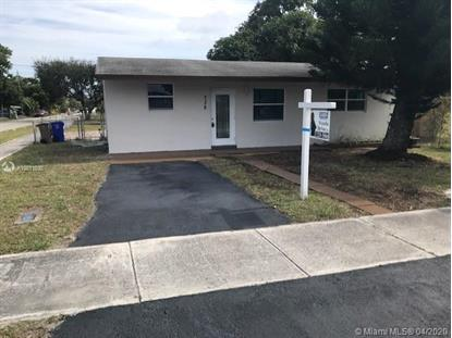736 NW 2nd Ter  Deerfield Beach, FL MLS# A10811036