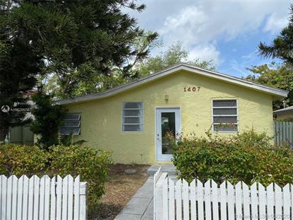 1407 SW 27th Ct  Fort Lauderdale, FL MLS# A10828673