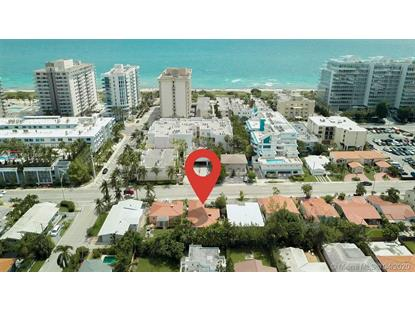 9172 Harding Ave  Surfside, FL MLS# A10841366