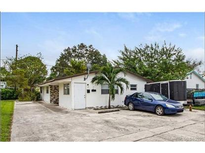 2744 NW 13th St  Fort Lauderdale, FL MLS# A10848931