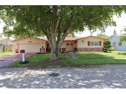 2021 NW 105th Ter  Pembroke Pines, FL MLS# A10892687