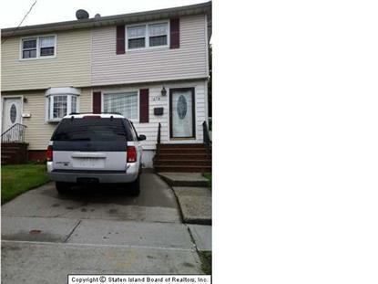 1878 Forest Avenue Staten Island, NY MLS# 1081119