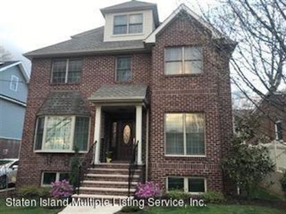 143 Lawrence Avenue  Staten Island, NY MLS# 1128087