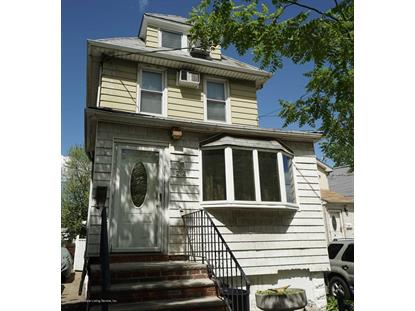 22 Wright Avenue Staten Island, NY MLS# 1129221