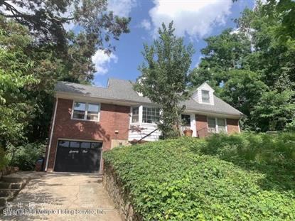 71 Fort Wadsworth Road Staten Island, NY MLS# 1138137