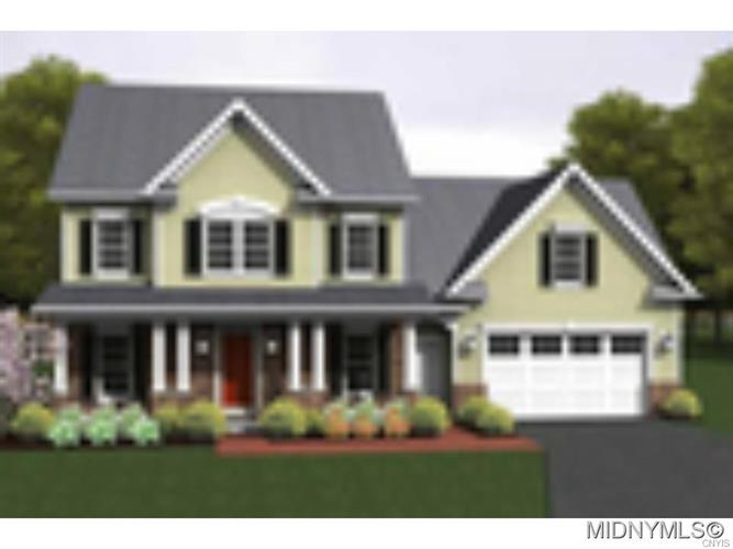 208 Glendale Ave. Lot 8, New Hartford, NY 13501