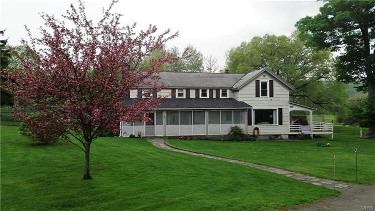 6812 East Keeney Road Extension, Cuyler, NY 13158
