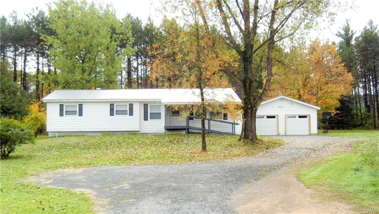 406 State Highway 3, Pitcairn, NY 13648