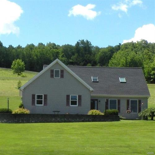 4260 East Hill Road, Georgetown, NY 13072