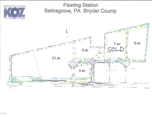 LOT 5 PAWLING STATION, Selinsgrove, PA 17870