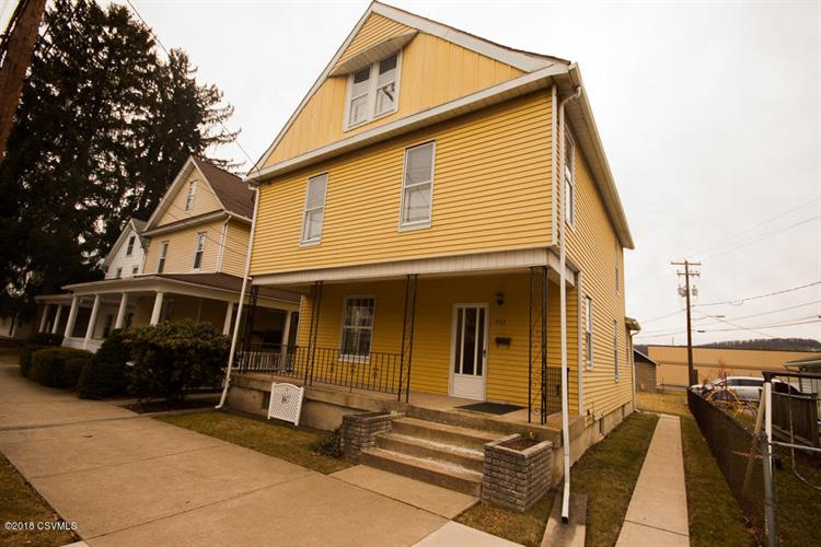 352 E 5TH Street, Bloomsburg, PA 17815