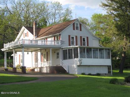 1270 OLD DANVILLE HWY Northumberland, PA MLS# 20-67837