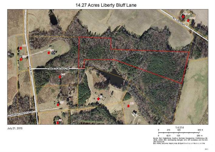 00 Liberty Bluff Lane, Spring Hope, NC 27882