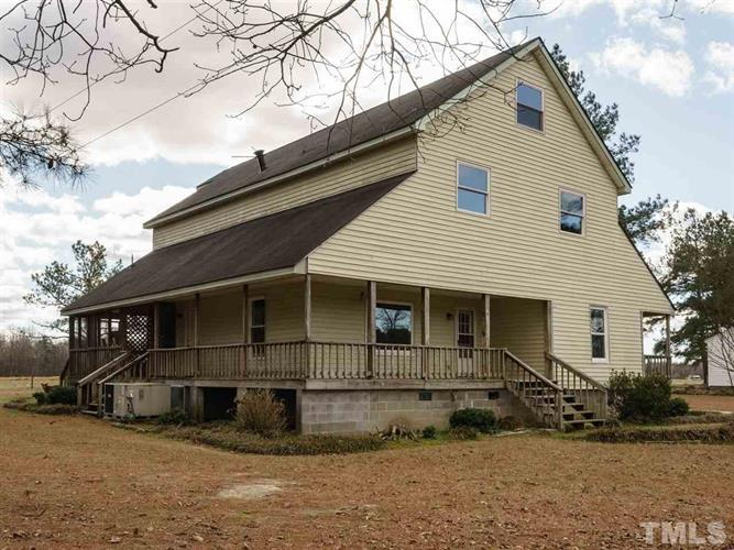396 James Tart Road, Lillington, NC 27546