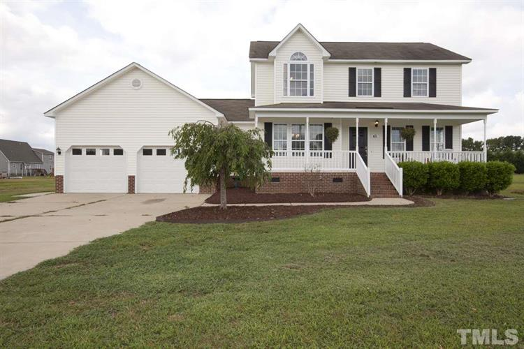 65 Country Day Circle, Selma, NC 27576