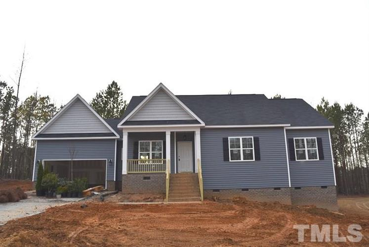 51 Golden Eagle Ridge, Zebulon, NC 27597