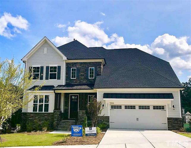 3304 Silver Ore Court, Wake Forest, NC 27587