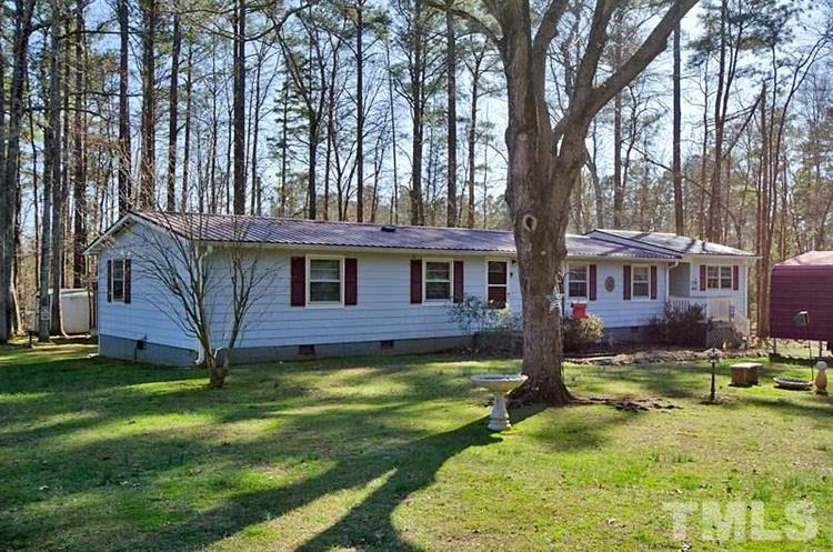 6604 Schley Road, Hillsborough, NC 27278
