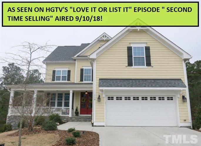 112 Elkton Green Court, Cary, NC 27519