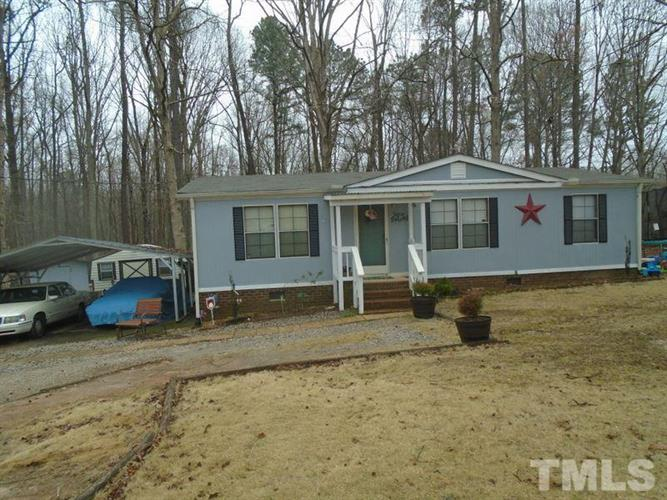 111 John Mitchell Road, Youngsville, NC 27596