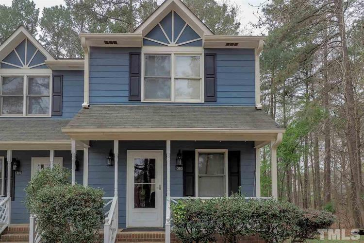 1303 Wall Road, Wake Forest, NC 27587