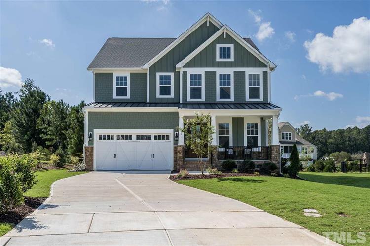 309 Coffee Bluff Lane, Holly Springs, NC 27540 - Image 1