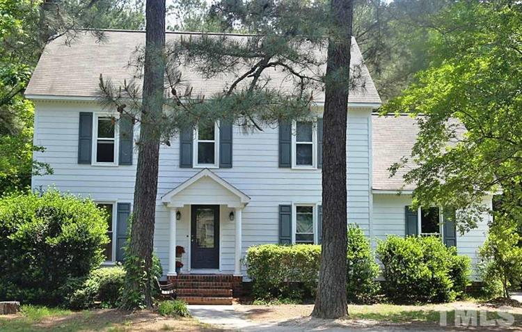 5220 Country Pines Court, Raleigh, NC 27616
