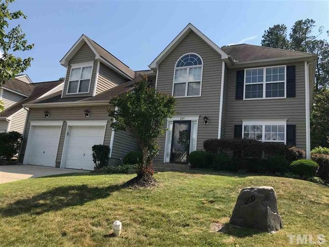 209 Talley Ridge Drive, Holly Springs, NC 27540