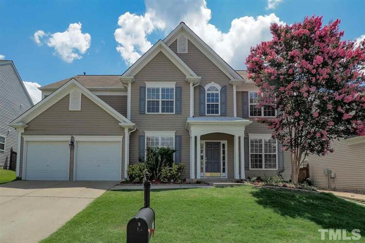7608 Silver View Lane, Raleigh, NC 27613