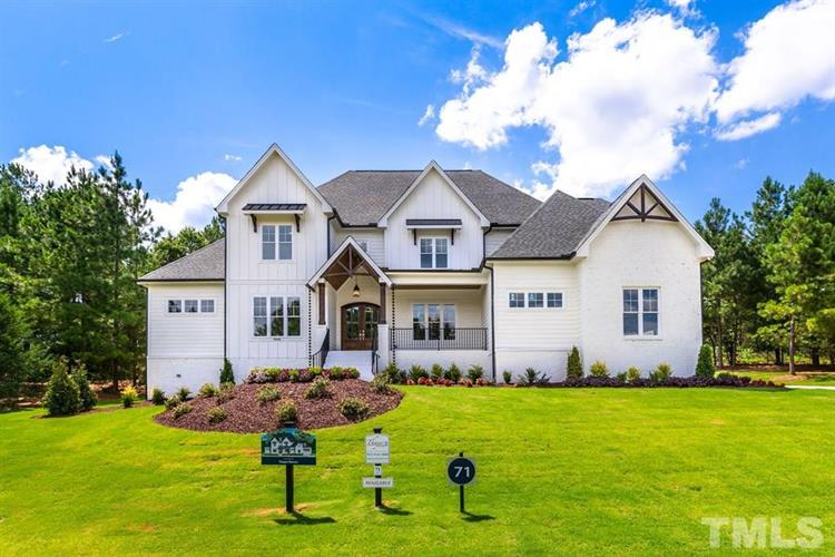 7605 Dover Hills Drive, Wake Forest, NC 27587 - Image 1