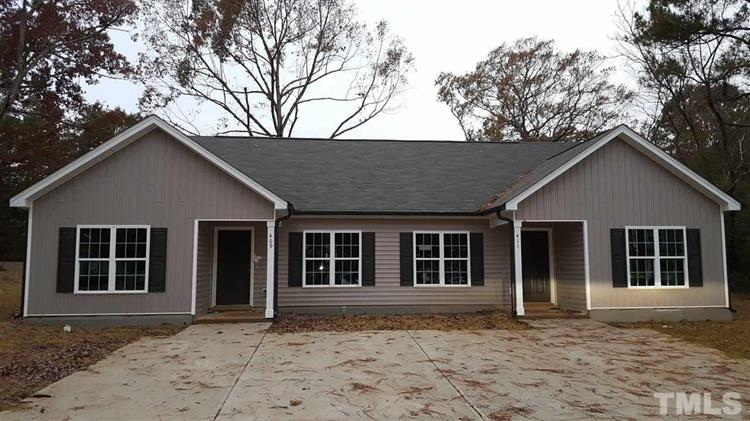 409 N College Street, Youngsville, NC 27596