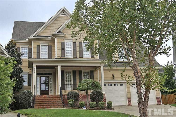 605 Thomaston Hill Court, Cary, NC 27519
