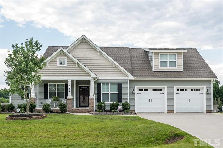 357 Carsons Creek Trail, Wendell, NC 27591