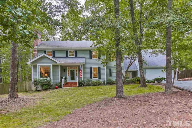 16 Wedgewood Court, Chapel Hill, NC 27514
