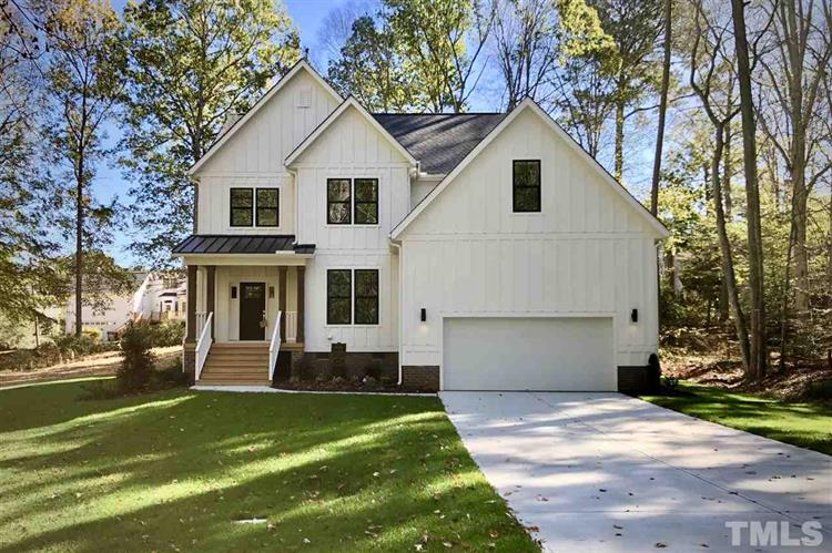 5803 Woodberry Road, Durham, NC 27707 - Image 1