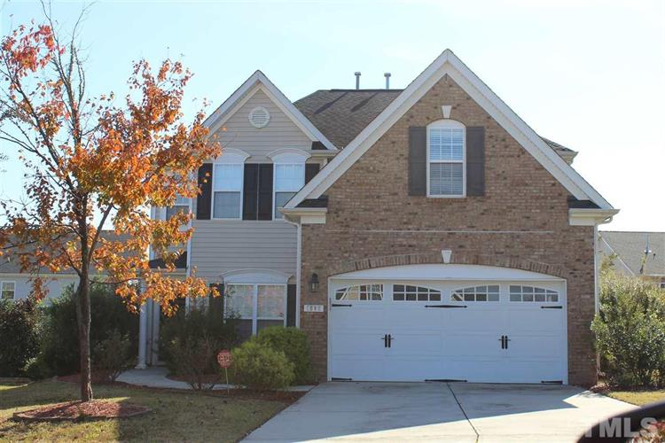 1605 Everette Fields Road, Morrisville, NC 27519 - Image 1