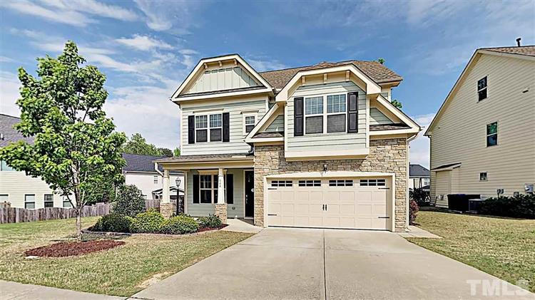 644 Ashe Lake Way, Fuquay Varina, NC 27526 - Image 1