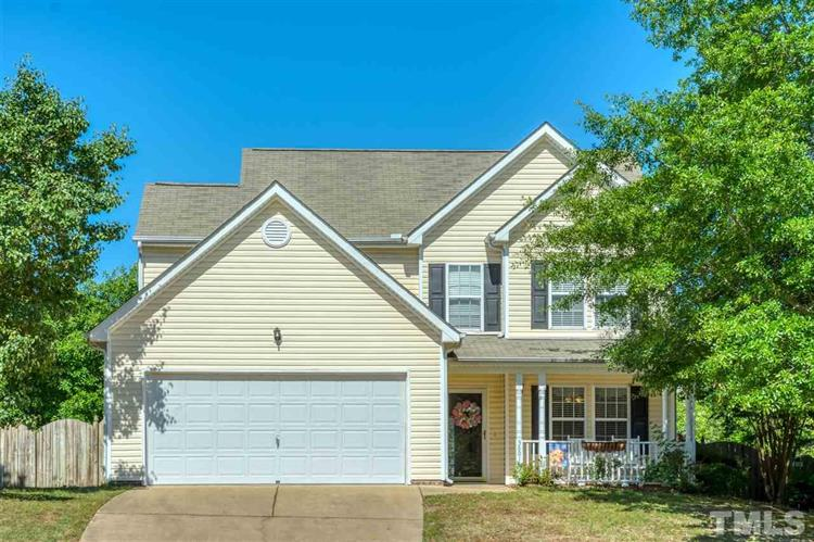 3801 Blue Blossom Drive, Raleigh, NC 27616 - Image 1