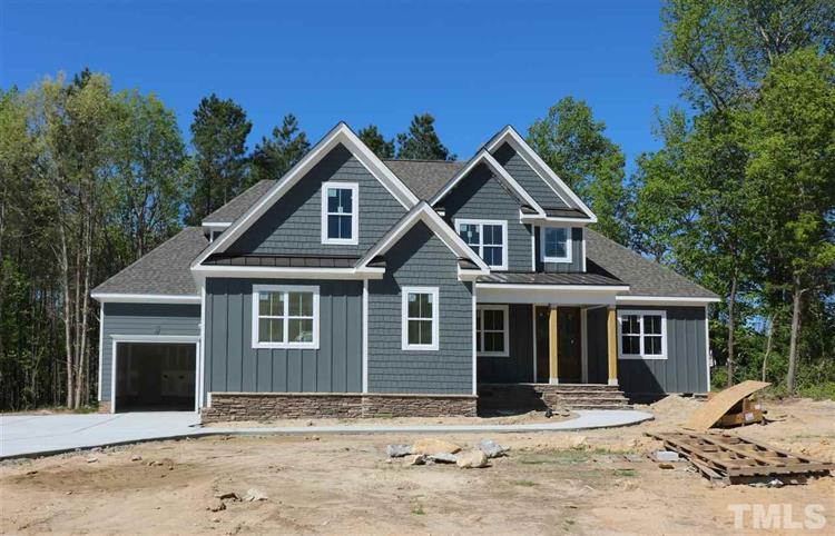 5609 Old Pearce Road, Wake Forest, NC 27587 - Image 1