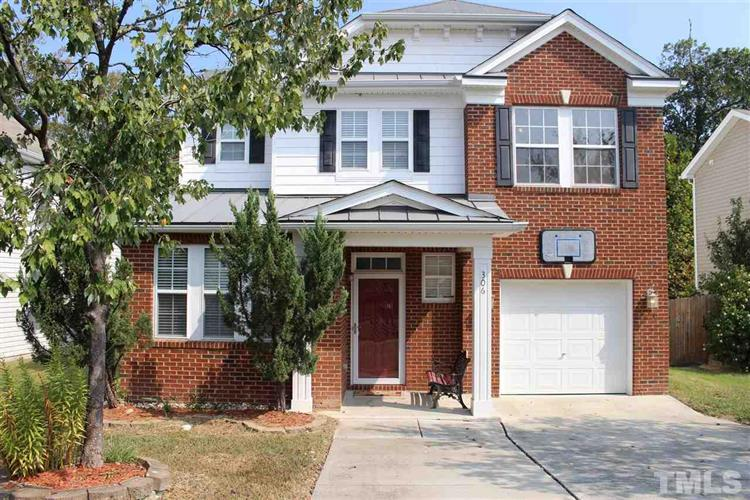 306 Knightwood Drive, Durham, NC 27703 - Image 1