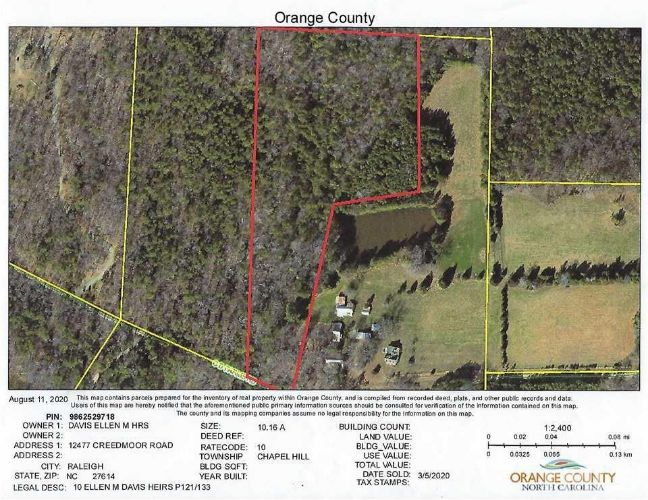 10 C D Farms Road, Hillsborough, NC 27278 - Image 1