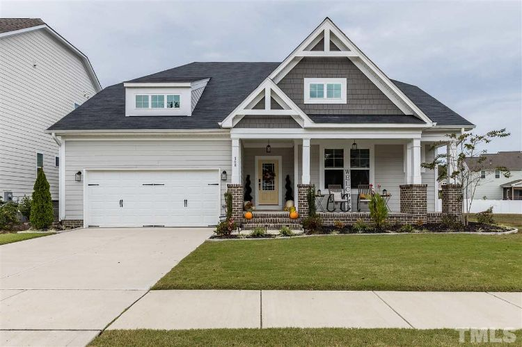 108 Lea Cove Court, Holly Springs, NC 27540 - Image 1