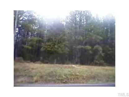 0 Federal Road 0 Benson, NC MLS# 1814315