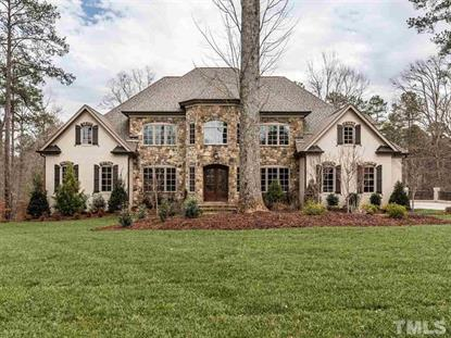 2909 Cone Manor Lane  Raleigh, NC MLS# 2036355
