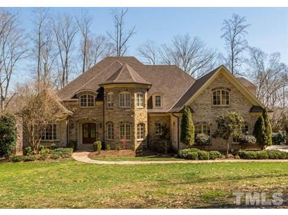 1608 Barony Lake Way  Raleigh, NC MLS# 2053955