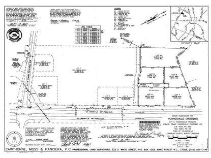 4.29 ac US 1 Highway  Youngsville, NC MLS# 2088188